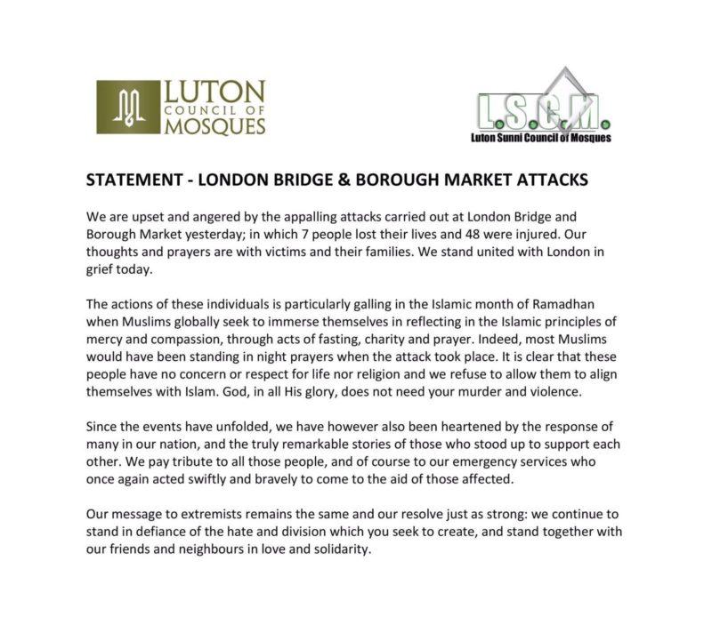 Masjid As Sunnah | Luton